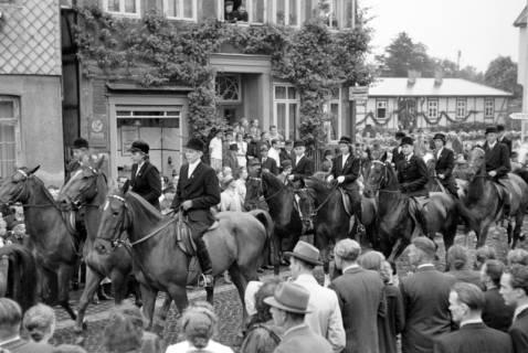 ARH NL Dierssen 1044/0022, Feuerwehrfest, Springe, 1950