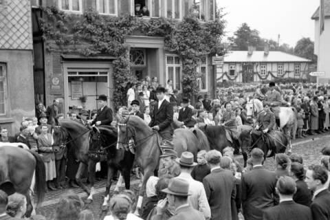 ARH NL Dierssen 1044/0024, Feuerwehrfest, Springe, 1950