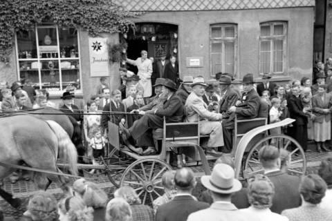 ARH NL Dierssen 1044/0025, Feuerwehrfest, Springe, 1950