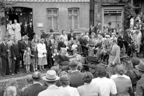 ARH NL Dierssen 1044/0026, Feuerwehrfest, Springe, 1950