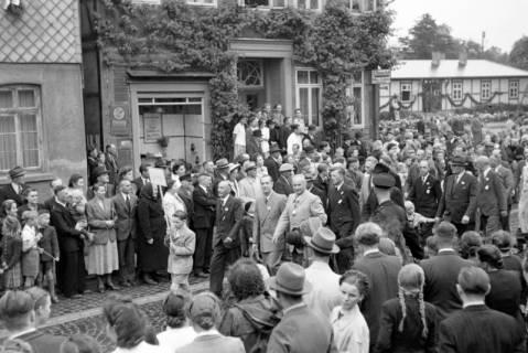 ARH NL Dierssen 1044/0029, Feuerwehrfest, Springe, 1950