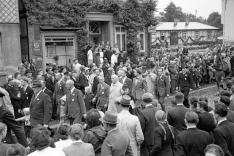 ARH NL Dierssen 1044/0030, Feuerwehrfest, Springe, 1950