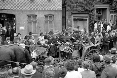 ARH NL Dierssen 1044/0031, Feuerwehrfest, Springe, 1950