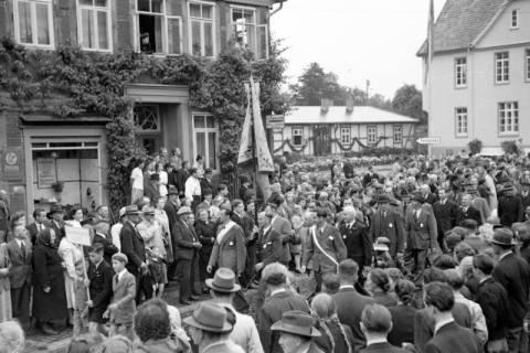 ARH NL Dierssen 1044/0032, Feuerwehrfest, Springe, 1950