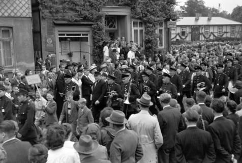 ARH NL Dierssen 1045/0001, Feuerwehrfest, Springe, 1950