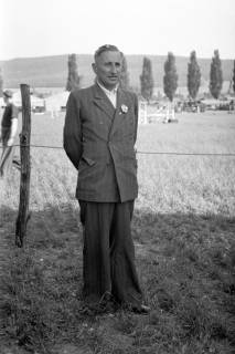 ARH NL Dierssen 1047/0008, Reitturnier, Springe, 1950