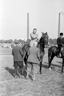 ARH NL Dierssen 1048/0015, Reitturnier, Springe, 1950