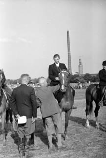 ARH NL Dierssen 1048/0016, Reitturnier, Springe, 1950