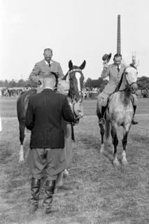 ARH NL Dierssen 1048/0020, Reitturnier, Springe, 1950