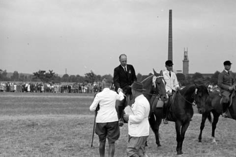ARH NL Dierssen 1051/0013, Reitturnier, Springe, 1950