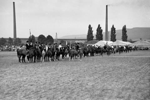 ARH NL Dierssen 1051/0028, Reitturnier, Springe, 1950