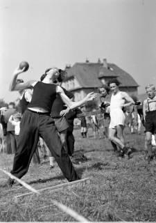 ARH NL Dierssen 1057/0017, Sportfest, Bakede, 1950