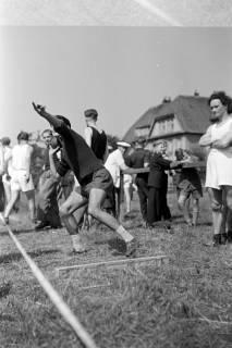 ARH NL Dierssen 1057/0018, Sportfest, Bakede, 1950
