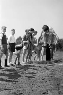 ARH NL Dierssen 1057/0027, Sportfest, Bakede, 1950