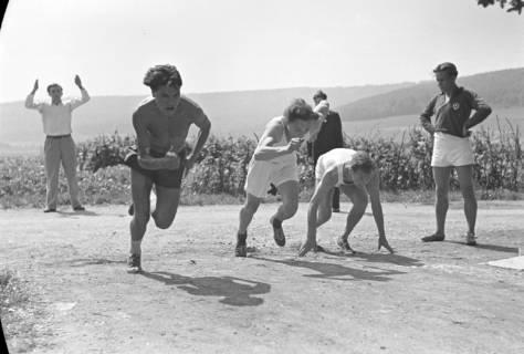 ARH NL Dierssen 1058/0001, Sportfest, Bakede, 1950