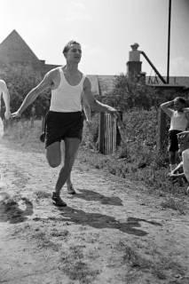 ARH NL Dierssen 1058/0003, Sportfest, Bakede, 1950