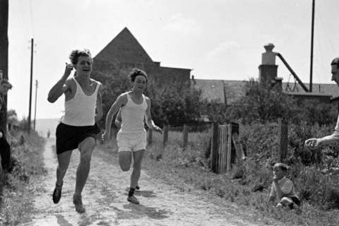 ARH NL Dierssen 1058/0005, Sportfest, Bakede, 1950