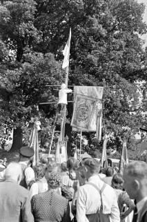 ARH NL Dierssen 1058/0022, Schützenfest, Eldagsen, 1950