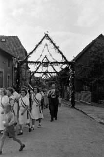 ARH NL Dierssen 1058/0032, Sängerfest, Altenhagen I, 1950