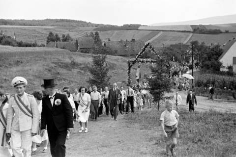 ARH NL Dierssen 1059/0008, Sängerfest, Altenhagen I, 1950