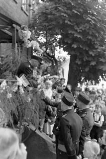 ARH NL Dierssen 1069/0011, Feuerwehrfest, Altenhagen I, 1950
