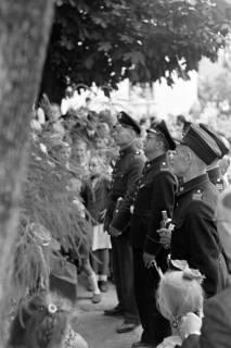 ARH NL Dierssen 1069/0012, Feuerwehrfest, Altenhagen I, 1950