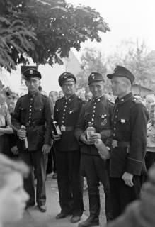 ARH NL Dierssen 1069/0013, Feuerwehrfest, Altenhagen I, 1950