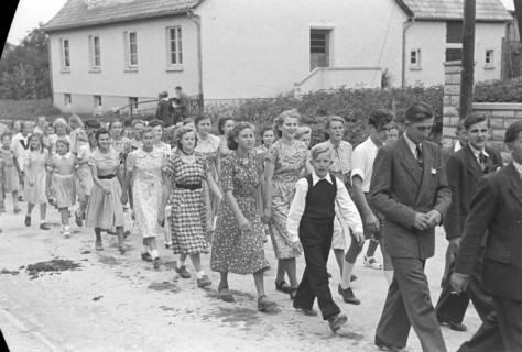 ARH NL Dierssen 1069/0020,  Feuerwehrfest, Altenhagen I, 1950