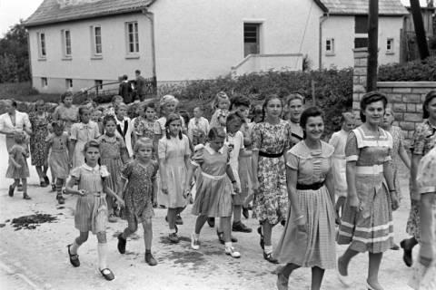 ARH NL Dierssen 1069/0021,  Feuerwehrfest, Altenhagen I, 1950