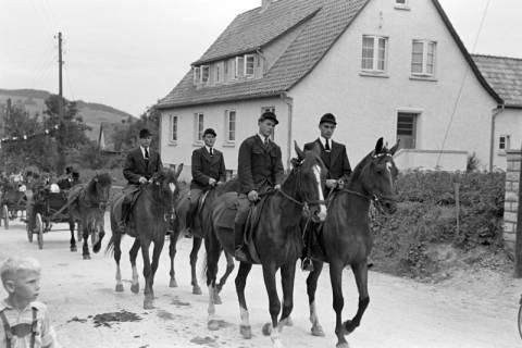 ARH NL Dierssen 1069/0022,  Feuerwehrfest, Altenhagen I, 1950