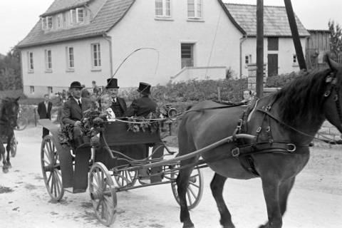 ARH NL Dierssen 1069/0023,  Feuerwehrfest, Altenhagen I, 1950