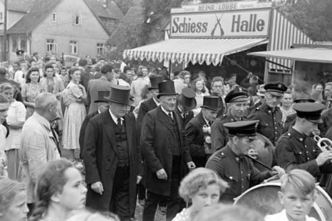 ARH NL Dierssen 1069/0028,  Feuerwehrfest, Altenhagen I, 1950