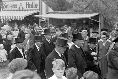 ARH NL Dierssen 1069/0029,  Feuerwehrfest, Altenhagen I, 1950