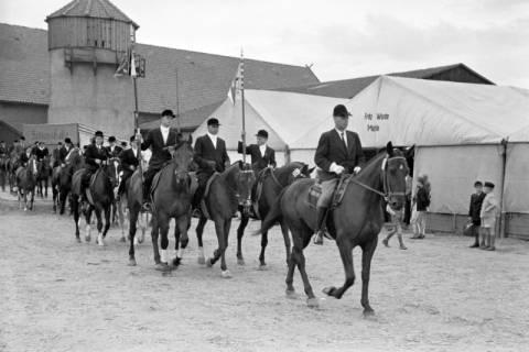 ARH NL Dierssen 1074/0001, Reitturnier, Eldagsen, 1950