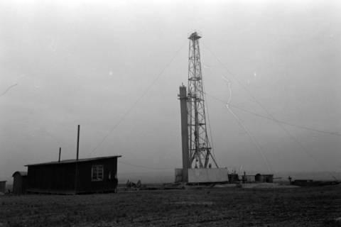 ARH NL Dierssen 1084/0015, Erdölbohrturm, Wülferode, 1950