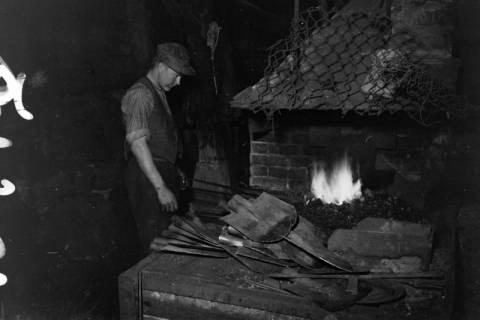 ARH NL Dierssen 1097/0002, Hammerschmiede, Meinsen, 1950