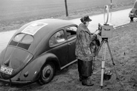 ARH NL Dierssen 1114/0006, Radio-Peilungen der Post, Pattensen, 1951
