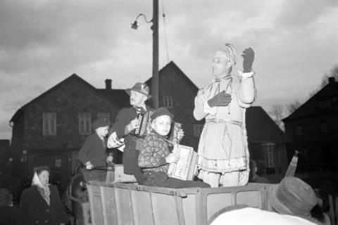 ARH NL Dierssen 1116/0023, Kinderfasching, Hachmühlen, 1951