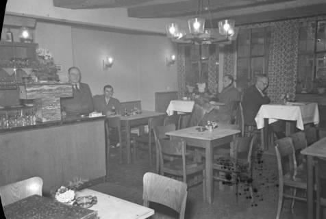 ARH NL Dierssen 1118/0023, Gaststätte Haus der Väter, Bad Münder, 1951