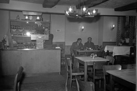 ARH NL Dierssen 1118/0024, Gaststätte Haus der Väter, Bad Münder, 1951