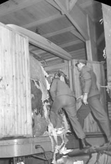 ARH NL Dierssen 1122/0013, Kontrolle an der Zonengrenze, Helmstedt, 1951