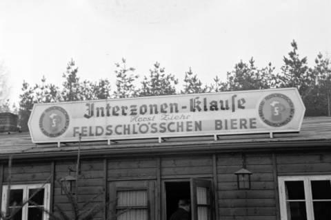 ARH NL Dierssen 1122/0014, Zonengrenze, Helmstedt, 1951