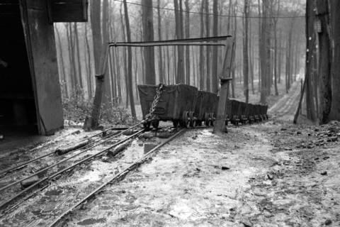 """ARH NL Dierssen 1129/0005, Kohlenstollen """"Alte Taufe"""", Altenhagen II, 1951"""