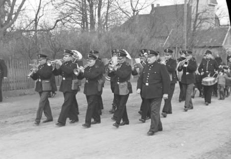 ARH NL Dierssen 1130/0023, Schuleinweihung, Wassel, 1951
