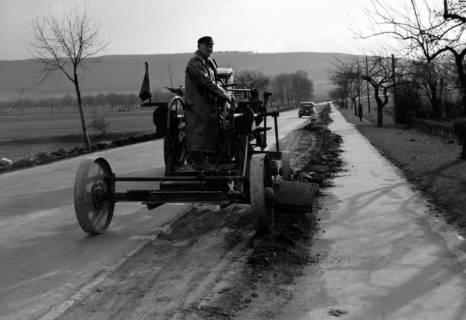ARH NL Dierssen 1133/0017, Straßenhobel, Springe, 1951