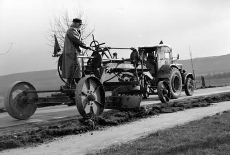 ARH NL Dierssen 1133/0018, Straßenhobel, Springe, 1951