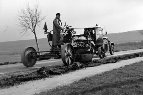 ARH NL Dierssen 1133/0019, Straßenhobel, Springe, 1951
