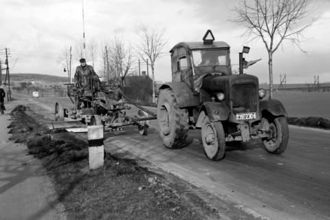 ARH NL Dierssen 1133/0020, Straßenhobel, Springe, 1951