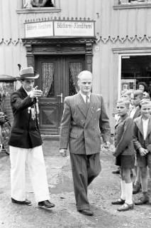 ARH NL Dierssen 1138/0010, Schützenfest, Schulenburg, 1951