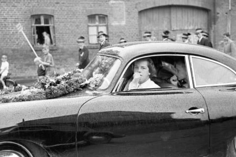 ARH NL Dierssen 1138/0016, Schützenfest, Schulenburg, 1951